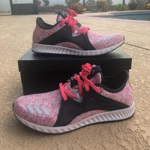 meet 42b6d ab006 NIB New Womens Adidas Edge Lux 2 Running Shoes
